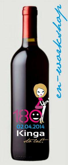 birthday Wine, Drinks, Bottle, Birthday, Drinking, Beverages, Birthdays, Flask, Drink