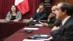 Comisión Belaunde Lossio aprobó primera parte de su informe final