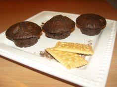 Kekszes csokis muffin - Csokis muffin Muffin, Breakfast, Food, Meal, Eten, Meals, Muffins, Morning Breakfast