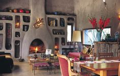 Una casa con estilo Mexicano, Decoracion, diseño