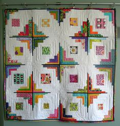 Modern, Abstract Quilts | Terry Aske Art Quilt Studio