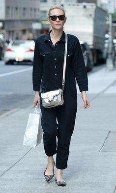 Cate Blanchett In A Boiler Suit