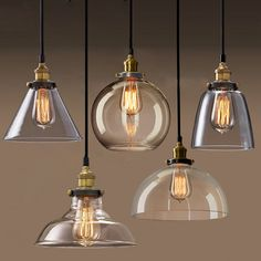 Pendant Lamp | Wall Lamp | Desk Lamp | Floorlamp | Other Lightings. Shade. . Hand blown, shade may have a slightly uneven bell shape and glass may contain small bubbles. Covered in black braided wires.not plastic wire as other lights Height can be shorten. | eBay!