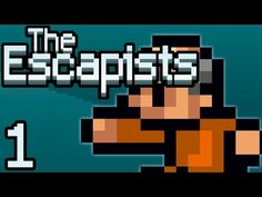 COULDN'T BE EASIER!! (it's not...) | The Escapists - Part 1 - YouTube