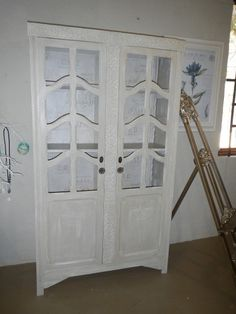 Pantry Cupboard... Larder Cupboard... Linen Cupboard or Display Unit.. You choose