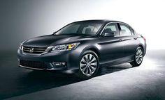 2013 Honda Accord Sedan Revealed, Looks Eerily Familiar