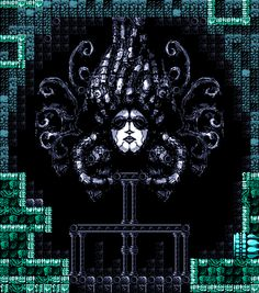 Ophelia | Axiom Verge | Tom Happ