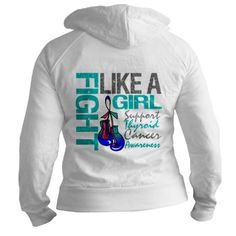 I will fight until I beat thyroid cancer!!!