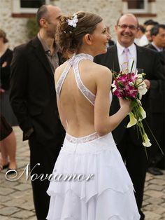 Laura nous a partagé ses photos de mariage