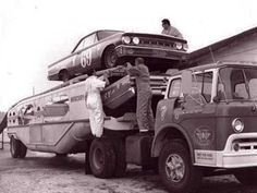 Stroppe Mercury Team car hauler
