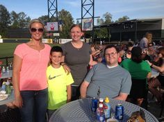 Watching our # 1 Eugene Emeralds! #SELCOselfie