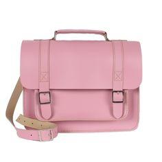 Bohemia Boho Briefcase No. 6, Vintage Pink