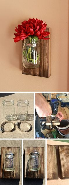 12 Easy DIY Home Decor Tutorials | Postris