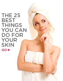 #2: Wear lip balm with UV protection! Your lips (along with your eye area and upper chest) have some of the thinnest skin on your body, so they need extra shielding http://www.womenshealthmag.com/beauty/skin-care-1