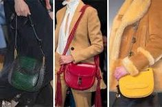 Fall Handbag Trend: Saddle Bags Are Back. Fall Handbags, Luxury Handbags, Tote Handbags, Leather Handbags, 2015 Fashion Trends, 2015 Trends, Coach Outlet, Handbag Patterns, Day Bag
