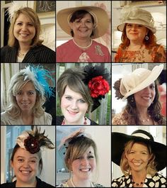 9a86f16b British Tea Party: Part Two…the Hats | Less Than Perfect Life of Bliss