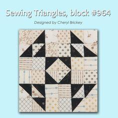 Quiltmakers 100 Blocks Sampler Sew Along   Block 27