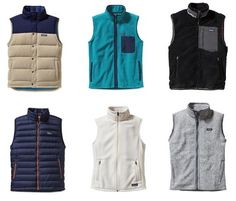 Patagnia offers super warm and stylish vests that can be worn for any chilly occasion!  Shop at: http://www.appoutdoors.com/scs_search_results.htm?search=patagonia+vest #Patagonia
