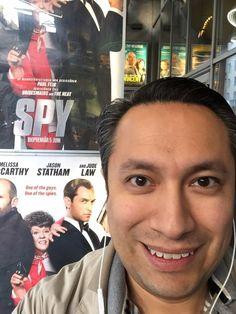 Spy #SelfieMovieReview #Spy #SpyMovie