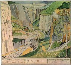 Rivendel - by Tolkien