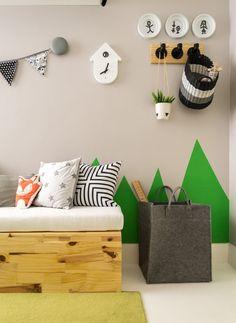 quarto-de-bebe-verde (Foto: Sambacine/Na Toca)