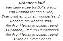 gronings dialect - Google zoeken