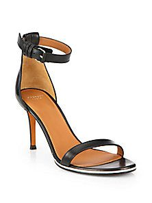 Givenchy - Nadia Leather Sandals