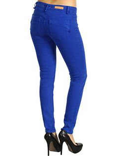 This cobalt colour is great too - @6pm - Sanctuary Charmer Skinny Colors