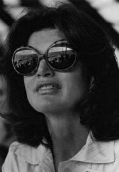 Jackie Kennedy style icon - Jackie with glasses.jpg