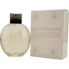 eea73f2ed29 Emporio Armani Diamonds By Giorgio Armani Eau De Parfum Spray 3.4 Oz