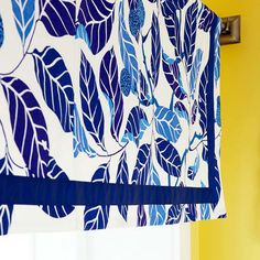 Quick and Easy Valance