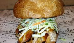 Hickory-Smoked Carnegie Pork Belly Sandwich | The Daily Meal