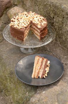 Taste me: vegan snickers cake without sugar Turkey Ham, Smoked Turkey, Snickers Cake, Gourmet Recipes, Healthy Recipes, Buckwheat Pancakes, Vegan Cake, Vegan Foods, Easy Cooking