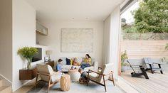 Fitty Wun é uma casa na Califórnia (EUA) projetada pela Feldman Architecture para um casal com três filhos