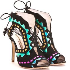Sophia Webster Fall 2013 Collection - ShoeRazzi