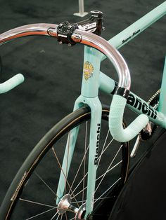 Bianchi....I almost had one of these! If I find another one.  It's mine!