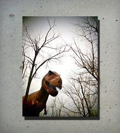 I want this...   Dinosaur World Photo Print | Art Prints | cave city, kentucky