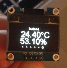 The code you get with the WeatherStation (https://github.com/squix78/esp8266-weather-station) is meant as a starting point for beginners and enthusiasts t