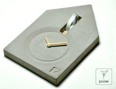 KuckKuck's Uhr aus Beton