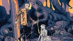 Weird Science DC Comics: Constantine: The Hellblazer #10 Review and **SPOIL...