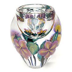 Reflection vase by David Lotton