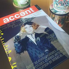 Lunchtime read #stackmagazine #latest #magazine #stack #accentmagazine #accent