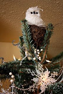 Finally! A secular tree topper. And, since I live in the Pacific ...