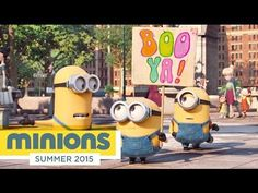 The Overall Journey | Minions Movie | In Theaters July 10th