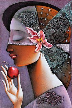Paris Art Web - Painting - Ira Tsantekidou | Flickr - Photo Sharing!