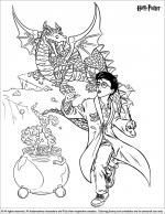 Hottest No Cost harry potter Coloring Sheets Popular It's no technique that coloring guides with regard to grown-ups are very popular these types of da Cartoon Coloring Pages, Printable Coloring Pages, Harry Potter Coloring Pages, Harry Potter Printables, Dog Pen, Big Bubbles, Coloring Sheets For Kids, Writing Instruments, Poppies