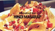 This Pinoy Instagram Account Gives The Most Honest Food Reviews Ever