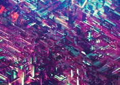 NEON CITIES on Behance