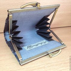 Шьем кардхолдер на фермуаре — удобный держатель для пластиковых карт - Ярмарка Мастеров - ручная работа, handmade
