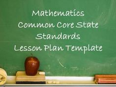 This lesson plan template was created by Sarah Allred (MaEd, NBCT), for classroom lesson plans using the Common Core State Standards. The template ...